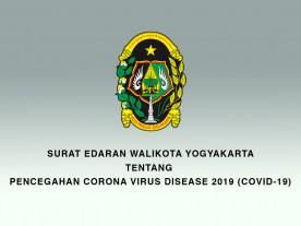 Surat Walikota Yogyakarta Tentang Antisipasi Infeksi COVID-19